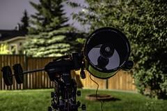 C11 EdgeHD (SubOrbitalBen) Tags: zwo edgehd edgehd1100 telescope stars yyc youresa sky summer nikon nikond750 milkyway orion photoshop astrophotography alberta apollo adobe space spacex d750 jupiter kananaskis lightroom cgx celestron canada c11 c11hd venus banff nasa nebula night moon