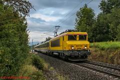 SNCF BB 22380 (Bradley Morey) Tags: sncf bb 22200 infra 22380 22403 thononslesbains évianlesbains margencel hautesavoie alstom trainspotting train