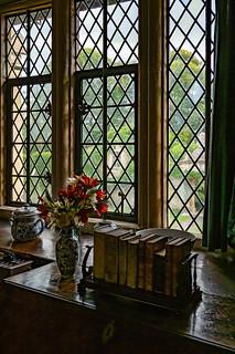 Westwood Manor view, Wiltshire