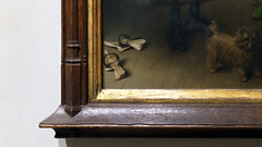 Jan Van Eyck, Shoes detail, The Arnolfini Portrait