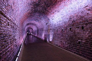 Brockville  Ontario - Canada - Canada's First Railway Tunnel ~ 1860
