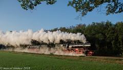 VSM 23-071 en SSN 01-1075, Loenen (cellique) Tags: vsm 23071 ssn 011075 terugnaartoen loenen veluwe stoomtrein spoorwegen treinen eisenbahn zuge railway train