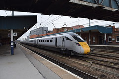 Doncaster (DarloRich2009) Tags: londonnortheasternrailway lner 800202 class800 intercityexpresstrain iet intercityexpressprogramme iep class800superexpress superexpress hitachi azuma doncaster yorkshire southyorkshire doncasterstation doncasterrailwaystation ecml eastcoastmainline