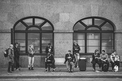 04092018-DSC01233 (Michael Erhardsson) Tags: göteborg gothenburg streetphotography gatufoto svartvitt 2018 travel city
