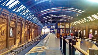 14 - Berlin août-septembre 2018 - Hackescher Markt Bahnhof
