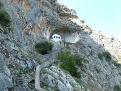 Το εκκλησάκι της Ιερουσαλήμ στην Λιβαδειά. (Giannis Giannakitsas) Tags: λιβαδεια livadia livadeia βοιωτια greece grece griechenland viotia boeotia lebadeia λειβαδια λεβαδεια ιερουσαλημ