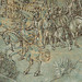 DÜRER Albrecht (Ecole) - Crucifixion (drawing, dessin-Louvre INV18640) - Detail 232