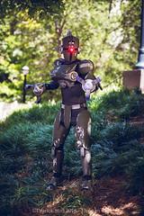 SP_81506 (Patcave) Tags: dragon con dragoncon 2018 dragoncon2018 cosplay cosplayer cosplayers costume costumers costumes assaultron fallout videogame