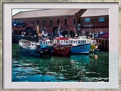 Scarborough trawlers (Mallybee) Tags: mirrorless m43 dock trawlers trawler scarborough f28 1235mm mallybee panasonic lumix g9 dcg9