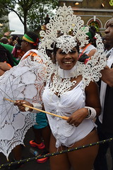 DSC_8499 Notting Hill Caribbean Carnival London Exotic Brilliant White Costume Girls Dancing Showgirl Performers Aug 27 2018 Stunning Ladies (photographer695) Tags: notting hill caribbean carnival london exotic colourful costume girls dancing showgirl performers aug 27 2018 stunning ladies brilliant white