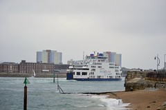 St. Clare (PD3.) Tags: st clare isle solent hampshire hants england uk boat boats ferry ferries ship ships catamaran catamarans portsmouth harbour wight iow wightlink ryde fishbourne