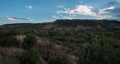 Canyon View - Palo Duro Canyon State Park - Randall County - Texas - 13 October 2017 (goatlockerguns) Tags: canyon view palo duro state park randall county texas south southern southwest desert nature natural usa unitedstatesofamerica hiking hills caves