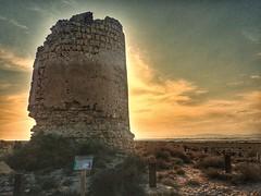 Torre los Cerrillos en Parque Natural Punta Entinas Sabinal