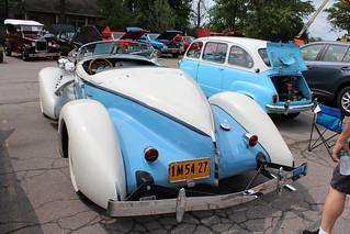 Buffalo History Museum Car Show 157