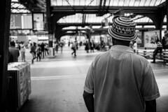 Seeking (pretali-photography.com) Tags: streetphotography zurich street bnw blackandwhite