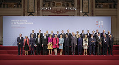 Meeting of foreign affairs ministers (Gymnich)