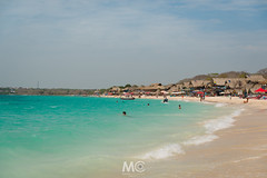 Turquoise (Mariano Colombotto) Tags: baru playablanca colombia playa beach turquesa turquoise sea seascape summer nikon travel coast sand water ngc photographer photography