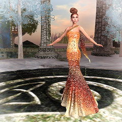 LuceMia - Heth Haute Couture (2018 SAFAS AWARD WINNER - Favorite Blogger - MISS ) Tags: hethhautecouture gown free gift sl secondlife mesh fashion creations blog beauty colors models lucemia