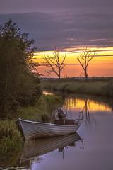 Matsalu National Park - Estonia (Of Light & Lenses) Tags: evening sunset matsalu estonia balticcountries beaver safari colorfulsky river sonnenuntergang national park estland landscape