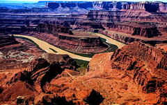 Colorado River, Deadhorse State Park, Utah (klauslang99) Tags: klauslang nature naturalworld northamerica colorado river deadhorse park utah state rocks water