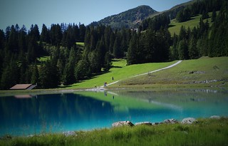 Turquoise of the Alps