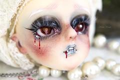 Bloody Mary~ ((old account) Koala Krash) Tags: bjd doll dolls balljointeddoll ball joint jointed notdoll argeia koala krash koalakrash vammpire blood