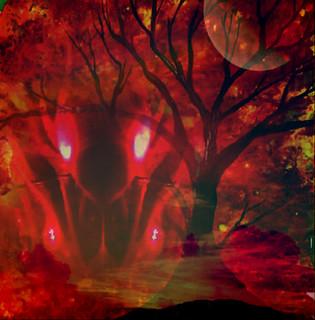Halloween Night/red