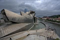 "Musée Guggenheime Bilbao. (Marko""76"") Tags: musée espagne bilbao artmoderne paysbasqueespagnol marko76 spain"