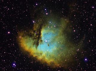 NGC281 - Pacman Nebula