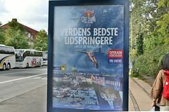 Red Bull Cliff Diving Poster (Bri_J) Tags: copenhagen denmark københavn danmark city nikon d7500 redbull cliffdiving poster copenhagenoperahouse operaen