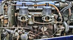 1932 Riley Special RB 6330.... HDR (BIKEPILOT, Thx for + 4,000,000 views) Tags: 1932 riley special rb6330 aldershotcarshow aldershot hampshire uk car vehicle classic vintage automobile transport england britain hdr photoshop photoshopped