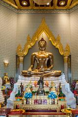 Golden Buddha #0007