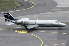 Panaviatic Learjet 60 ES-LVA (c/n 60-372) (Manfred Saitz) Tags: vienna airport schwechat vie loww flughafen wien panaviatic learjet 60 lj60 eslva esreg