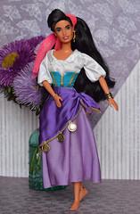 DSC_2331 (Emily-Noiret) Tags: barbie doll mattel vintage disney esmeralda