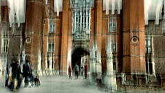 Henry's place (Zara.B) Tags: intentionalcameramovement iphone icm impression abstract painterly henryviii palace slowshutterapp
