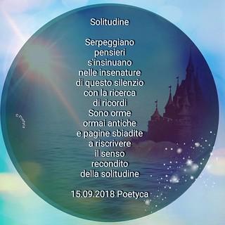 Solitudine – Solitude