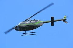 G-XXIV (Rob390029) Tags: adventure 001 ltd bell 206 jet ranger gxxiv newcastle airport ncl egnt