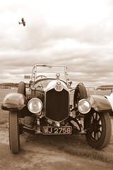 Crossley Motors (Goolio60) Tags: automotive engineering motor british crossley classic sepia biplane car veteran