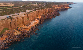 Sant'Antioco cliffs