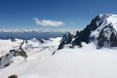 14-Vue de l'aiguille du midi (robatmac) Tags: aiguilledumidi france hautesavoie montagne