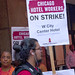 Unite Here Local 1 Hotel Workers on Strike Downtown Chicago Illinois 9-17-18 3921