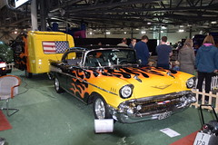 Chevrolet Bel Air - 1957 (pserigstad) Tags: stavanger rogaland norge norway nikon nikond5300 d5300 tamron16300 tamron motorama2018