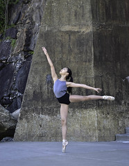 Reaching High (tomscott11) Tags: dance ballet teens child youth
