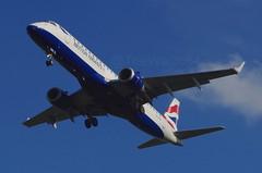 G-LCYK (Menorca LEMH-MAH) (TheWaldo64) Tags: lemh menorca mah bacityflyer britishairways embraer erj190 glcyk