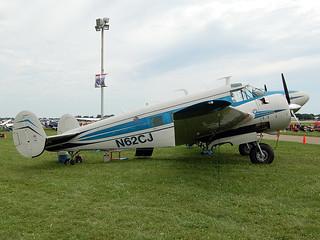 N62CJ Beech H18