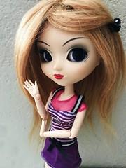 mel says hello! (angelwxngs) Tags: junplanning planning jun jp obitsu melissa doll pullip