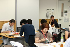 IMG_7448 (Tumulucc) Tags: 佐賀市市民活動プラザ design flier seminar 佐賀