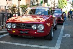 Alfa Romeo Gt (lucarino) Tags: vernasca vernascasilverflag alfa romeo italia italy supercar engine sport car hillclimb historic old power speed