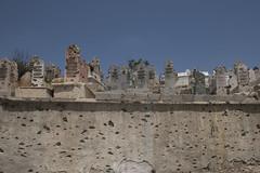 SOD_9032 (Hasan Blal) Tags: cemetery damaged old war crisi isis army syria aleppo afp ap aa epa