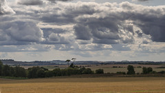 late summer skies (HHH Honey) Tags: wiltshire α7ii clouds landscape sony70300g